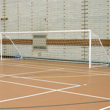 Harrod FS1 Fold-Away Indoor Steel 5-a-Side Goals