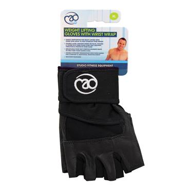 Fitness-Mad Weight Lifting Glove with Wrist Wrap