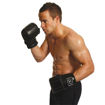 Fitness-Mad Leather Pro Bag Mitts