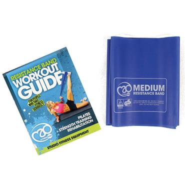 Fitness-Mad Resistance Bands Packs With Guide