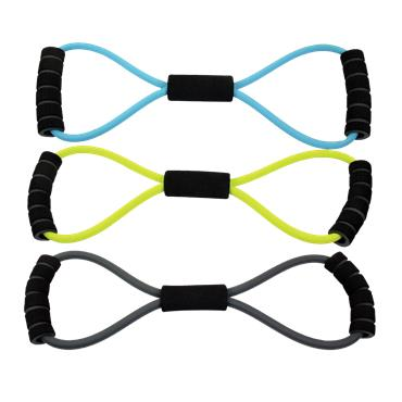 Fitness Mad Figure Eight Resistance Bands