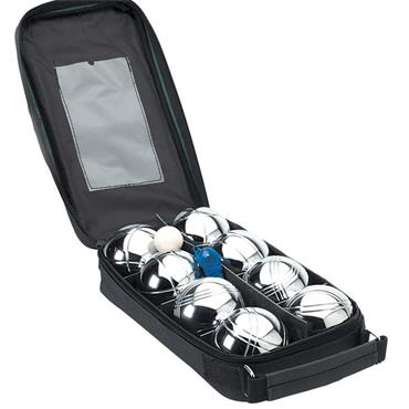Henselite Chromed Boules