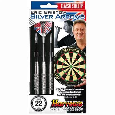 Harrows Bristow Silver Arrow Sets