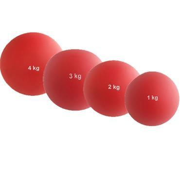 McSport Indoor Shot Puts 1KG-4KG