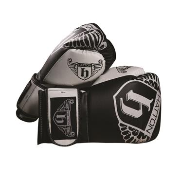 Hatton PU Boxing Glove (pair) Black