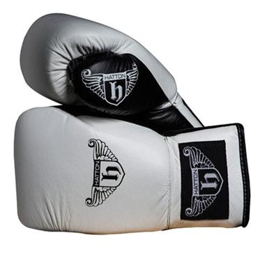 Hatton Pro Lace Up Boxing Gloves