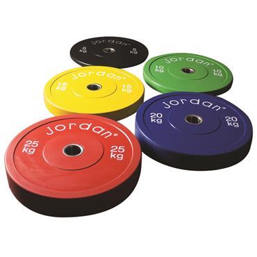 Jordan HG Coloured Rubber Bumper Plate
