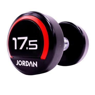 Jordan Premium Urethane Dumbbell Set | 7.5kg-22.5kg