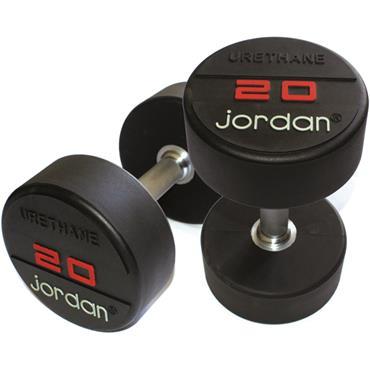 Jordan Urethane Dumbbells (Pairs) | 5kg - 50kg