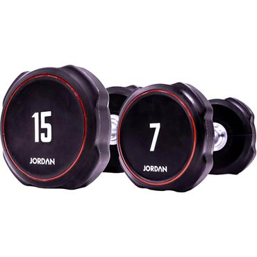 Jordan Ignite V2 Urethane Dumbbells | 3kg-20kg