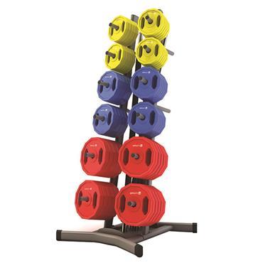 Jordan Ignite V2 Urethane Studio Barbell Sets - Colour Coded