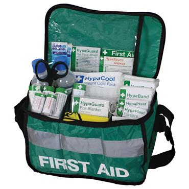 School First Aid Haversack