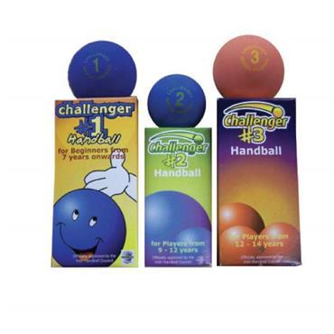 Challenger 1, 2, 3