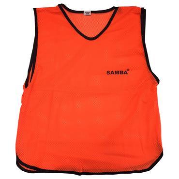 Samba Mesh Training Bib | Orange