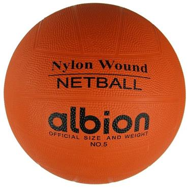 Albion Nylon Wound Netball