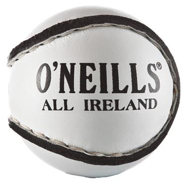 O'Neills Leather Match Sliotar (12 per Pack)