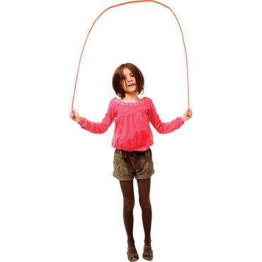 Playm8 (Set Of 6) Nylon Braided Skipping Ropes