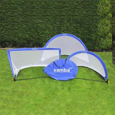 Samba Pop Up Goals (Pair)