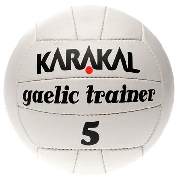 Karakal Gaelic Trainer Footballs