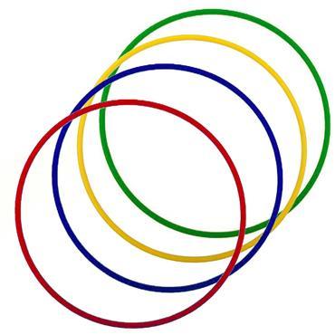 Hula Hoop 76cm (18mm Diameter)