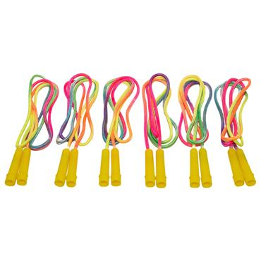 First-play Rainbow Skipping Rope