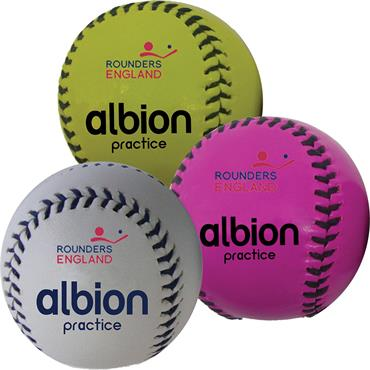 Albion Practice NRA Rounders Balls