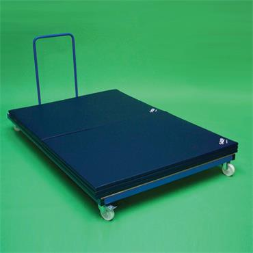 PMF Horizontal Mat Trolley