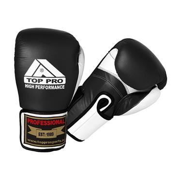 Top Pro High Performance Gloves | Black
