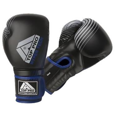 Top Pro Hyper Tech Gloves | Blue/Black