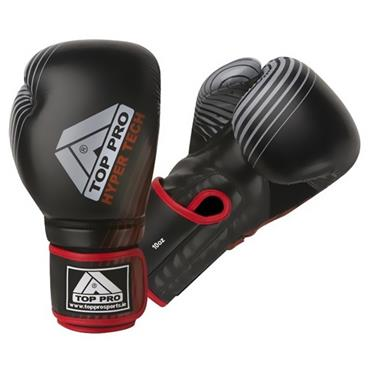 Top Pro Hyper Tech Gloves | Red/Black