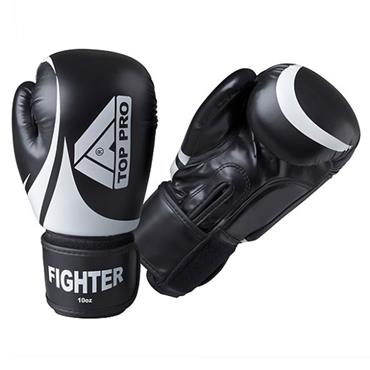 Top Pro Fighter Performer Gloves | Black