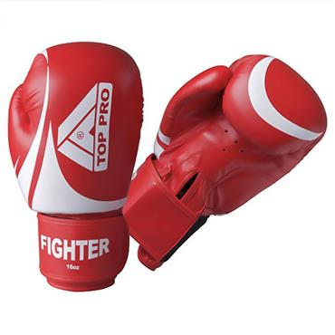Top Pro Fighter Performer Gloves | Red
