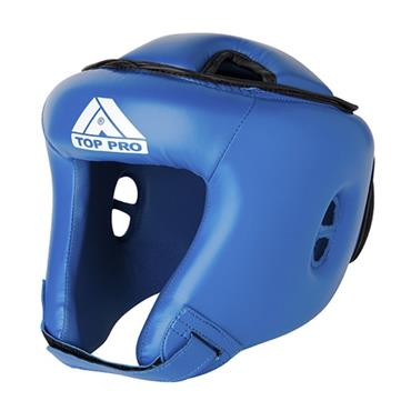 Top Pro Boxing Training Headguards | Blue