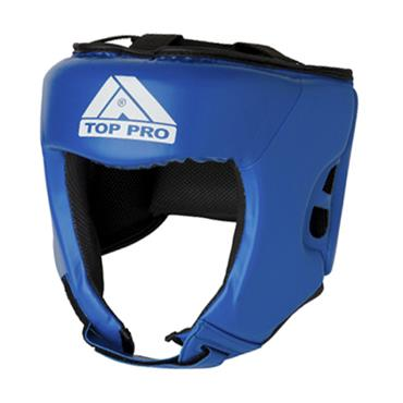 Top Pro Boxing Headguard | Blue