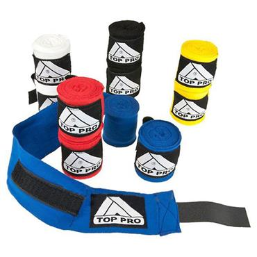Top Pro Boxing Hand Wraps
