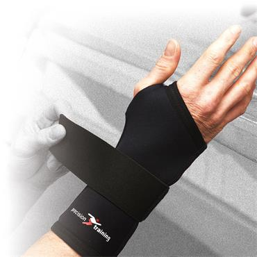 Precision Training Long Wrist Support Bandage