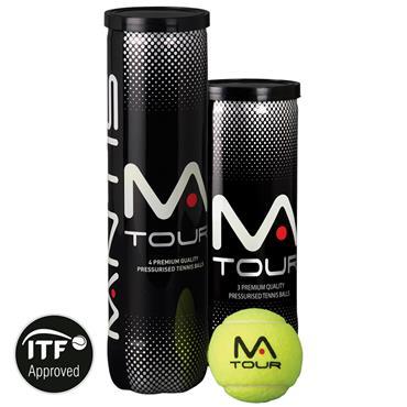 Mantis Tour Tennis Balls