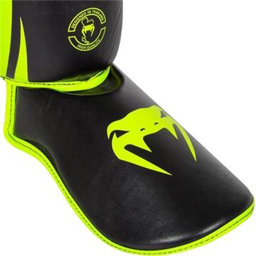 Venum Challenger Shinguards | GREEN