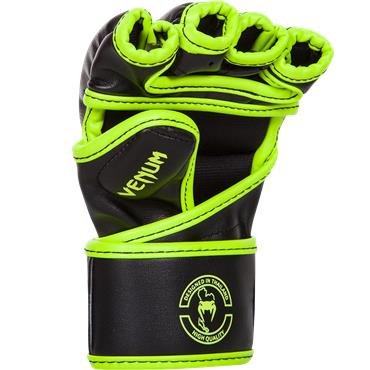Venum Challenger MMA Gloves | GREEN