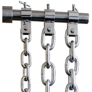 Bodymax Olympic Collar Barbell Lifting Chains