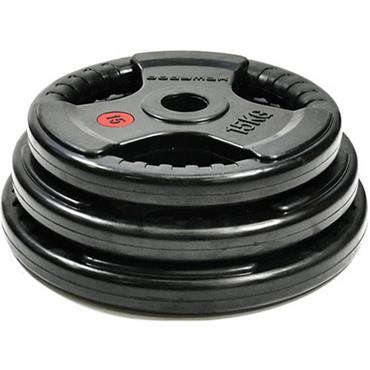 Bodymax Olympic Rubber Radial Disc Sets