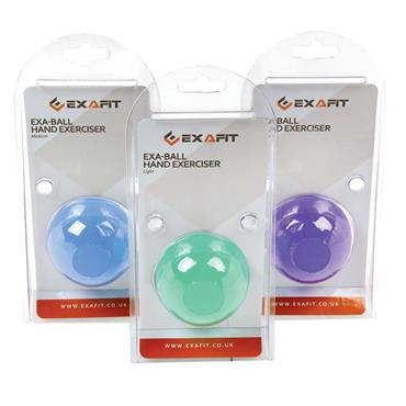 ExaFit Hand Therapy Ball