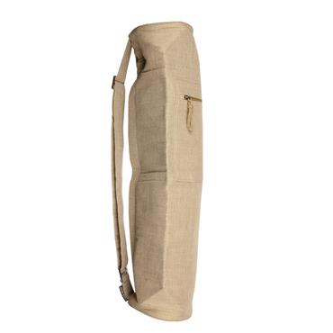 Yoga-Mad Jute Yoga Mat Bag