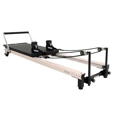 Align-Pilates C2 Pro Pilates Reformer | Wood Effect