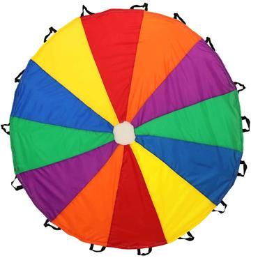 First-Play Parachute | 6M (16 Handles)