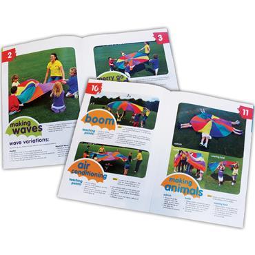 Playm8 Parachute Book