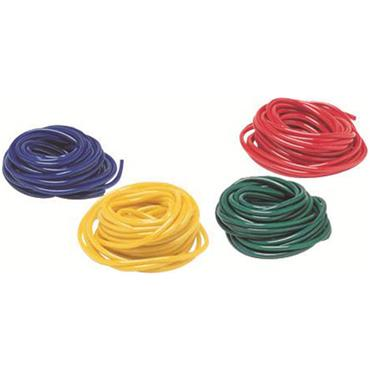 Tuftex Plastic 7ft Skipping Ropes Team Colours (Pack of 20)