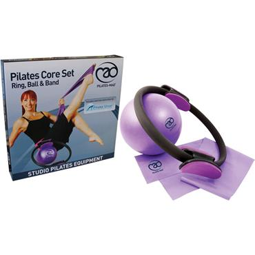 Fitness-Mad Pilates Ring, Band, Ball Kit