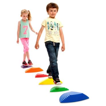 First-play Stepping Stones