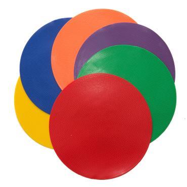 Playm8 (Set Of 6) Marking Spots